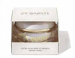 Voňavky, Parfémy, kozmetika Obohatený krém s extraktom z manga pre suchú pokožku - Ligne St Barth Enriched Mango Butter Cream
