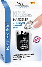 Voňavky, Parfémy, kozmetika Lak na posilnenie nechtov - Golden Rose Nail Expert Black Diamond Hardener