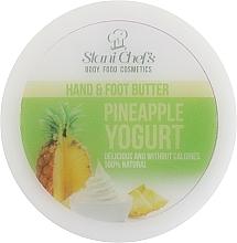 "Voňavky, Parfémy, kozmetika Krém na ruky a nohy ""Ananásový jogurt"" - Hristina Cosmetics Stani Chef's Pineapple Yogurt Hand & Foot Butter"