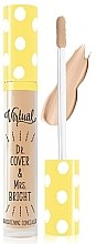 Voňavky, Parfémy, kozmetika Korektor s účinkom žiarenia - Virtual Dr.Cover & Mrs.Bright
