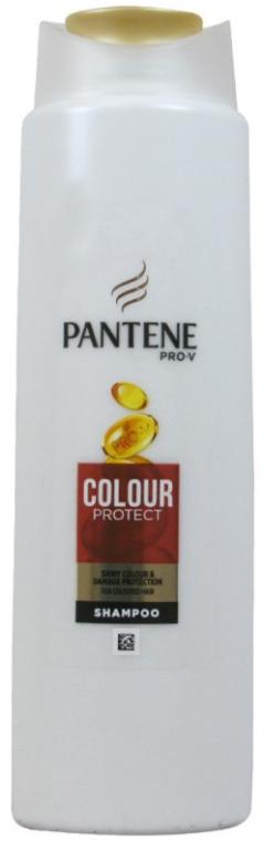 Šampón na vlasy - Pantene Color Protect Shampoo — Obrázky N1