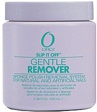 Voňavky, Parfémy, kozmetika Prostriedok pre odstránenie laka - Orly Slip It Off Gentle Remover