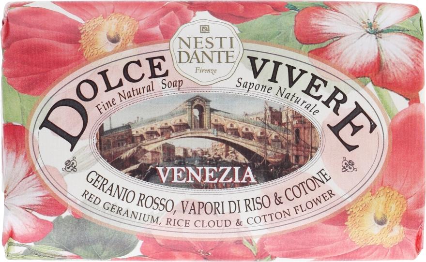 """Mydlo """"Venice"""" - Nesti Dante Dolce Vivere Soap"""