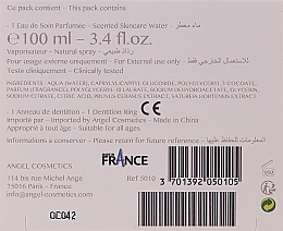 Parfums Sophie La Girafe Gift Set - Sada (scented/water/100ml + dentition/ring) — Obrázky N2