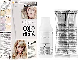Voňavky, Parfémy, kozmetika Odfarbovací krém na vlasy - L'Oreal Paris Colorista Remover