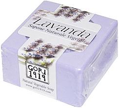 """Voňavky, Parfémy, kozmetika Mydlo """"Levanduľa"""" - Gori 1919 Lavender Natural Vegetable Soap"""