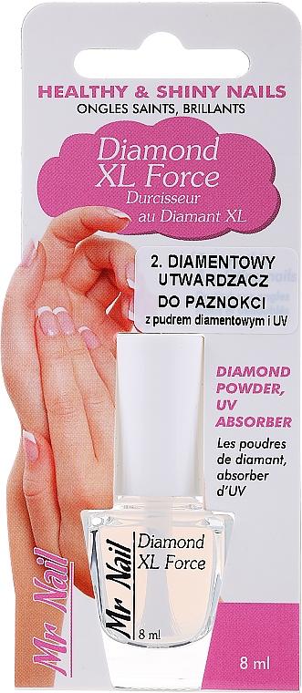 Spevňovač nechtov s diamantovým práškom a UV filtrom - Art de Lautrec Mr Nail Diamond Xl Force