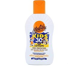 Voňavky, Parfémy, kozmetika Detský lotion na tvár s SPF ochranou - Malibu Sun Kids Lotion SPF30
