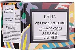 Voňavky, Parfémy, kozmetika Scrub na telo - Baija Vertige Solaire Body Scrub