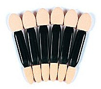 Voňavky, Parfémy, kozmetika Sada aplikátorov na aplikáciu tieňov, 6 ks. 35159 - Top Choice