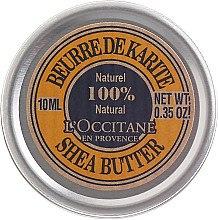 Voňavky, Parfémy, kozmetika Bambucké maslo - L'Occitane Shea Pure Shea Butter
