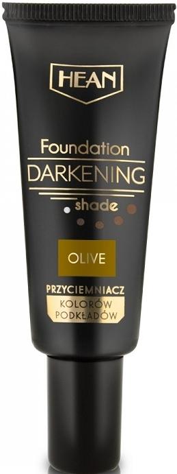 Tmaviaci základ pod make-up olivová - Hean Darkening Shade