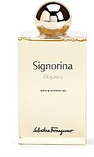 Voňavky, Parfémy, kozmetika Salvatore Ferragamo Signorina Eleganza - Sprchový gél