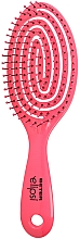 Voňavky, Parfémy, kozmetika Kefa na krátke vlasy, ružová - Beter Elipsi Detangling Brush