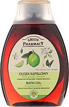 """Voňavky, Parfémy, kozmetika Kúpeľový a sprchový olej """"Bergamot a limeta"""" - Green Pharmacy"""