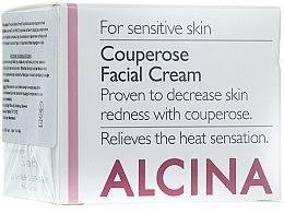 Voňavky, Parfémy, kozmetika Anti-kouperózový krém na tvár - Alcina S Couperose Facial Cream