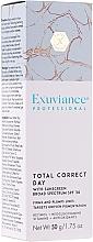 Voňavky, Parfémy, kozmetika Korekčný denný krém SPF 30 - Exuviance Professional Total Correct Day SPF 30