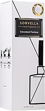 """Voňavky, Parfémy, kozmetika Aromatický difúzor """"Kokos"""" - Sorvella Perfume Coconut Fusion"""