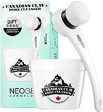 Voňavky, Parfémy, kozmetika Sada - Neogen Code 9 Canadian Clay Pore Cleanser Special Kit (brush + mask/120g)