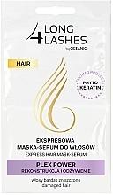 Voňavky, Parfémy, kozmetika Maska-sérum na vlasy - Long4Lashes Hair Plex Power