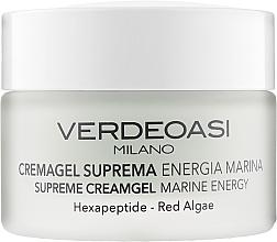 Voňavky, Parfémy, kozmetika Prémiový krémový gél Morská energia - Verdeoasi Supreme Creamgel Marine Energy