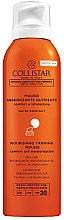Voňavky, Parfémy, kozmetika Ochranný opaľovací mušt - Collistar Abbronzante Nutriente Mousse SPF 20