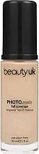 Voňavky, Parfémy, kozmetika Tekutý make-up - Beauty UK Photo Ready Foundation