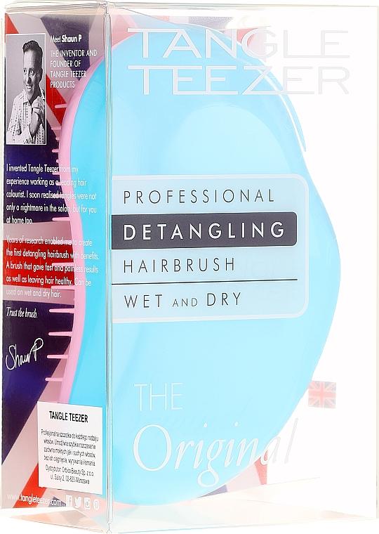Kefa na vlasy - Tangle Teezer The Original Turquoise Dream