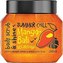 """Voňavky, Parfémy, kozmetika Scrub na telo """"Lesk a výživa"""" - MonoLove Bio Mango-Bali Nourishing"""