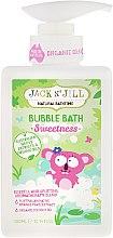 """Voňavky, Parfémy, kozmetika Detská pena do kúpeľa """"Voňavé"""" - Jack N' Jill Bubble Bath Sweetness"""