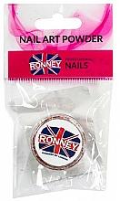 Voňavky, Parfémy, kozmetika Púder na nechty - Ronney Professional Nail Art Powder Glitter