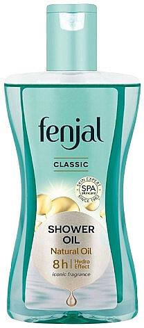 "Sprchový olej ""Klasický"" - Fenjal Classic Shower Oil"