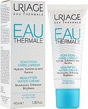 Voňavky, Parfémy, kozmetika Hydratačný krém na tvár na dodanie žiarenia pleti - Uriage Eau Thermale Beautifier Water Cream