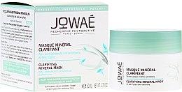 Voňavky, Parfémy, kozmetika Osviežujúca minerálna maska pre citlivú pokožku - Jowae Masque Clarifying Mineral Mask