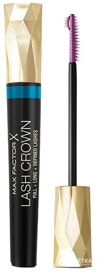 Maskara - Max Factor Lash Crown Mascara Waterproof