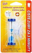 Voňavky, Parfémy, kozmetika Indikátor správneho čistenia zubov, modrý - VitalCare White Pearl Smile Indicator Proper Toothbrushing