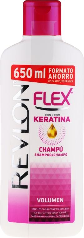 Šampón na vlasy - Revlon Flex Volumising Shampoo
