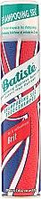 Voňavky, Parfémy, kozmetika Suchý šampón - Batiste Brit Fier & Authentique Dry Shampoo