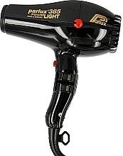 Voňavky, Parfémy, kozmetika Sušič vlasov - Parlux Hair Dryer 385 Powerlight Ionic & Ceramic Black
