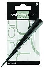 Voňavky, Parfémy, kozmetika Sponka do vlasov, čierna - Glamour Style