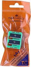 Voňavky, Parfémy, kozmetika Orezávačka dvojitá na ceruzky, 2199, zelená - Top Choice