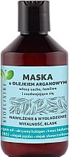 Voňavky, Parfémy, kozmetika Maska na suché a krehké vlasy - Bioelixire Argan Oil Vegan