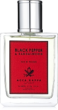 Voňavky, Parfémy, kozmetika Acca Kappa Black Pepper & Sandalwood - Parfumovaná voda