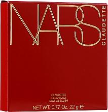Voňavky, Parfémy, kozmetika Lícenka - Nars Claudette Blush Duo