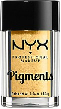 Voňavky, Parfémy, kozmetika Pigmenty na make-up - NYX Professional Makeup Pigments