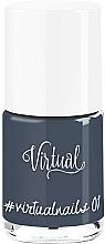 Voňavky, Parfémy, kozmetika Lak na nechty - Virtual #virtualnails