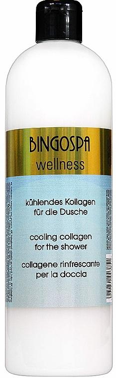 Chladiaci kolagén pre sprchovanie - BingoSpa Collagen