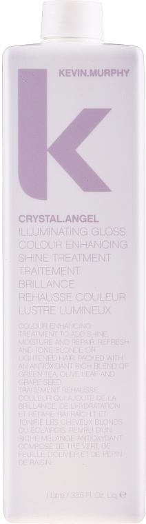 Tónovací balzam na zvýraznenie odtieňa svetlých vlasov - Kevin.Murphy Crystal.Angel Hair Treatment — Obrázky N3