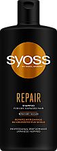 Voňavky, Parfémy, kozmetika Šampón s morskými riasami Wakame na suché a poškodené vlasy - Syoss Repair Shampoo