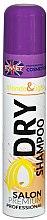 Voňavky, Parfémy, kozmetika Suchý šampón pre svetlé vlasy - Ronney Dry Shampoo Blonde & Light